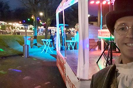 live muziek kerstmarkt