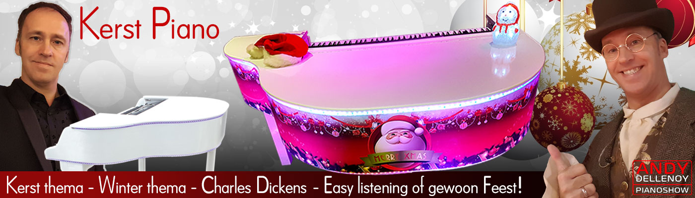 piano-kerst-entertainment